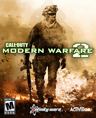 call of duty modern warfare 2 cover pc. of Duty: Modern Warfare 2.